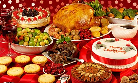 Christmas In France Food.Delicious Dishes And Christmas Wishes Fromrussia