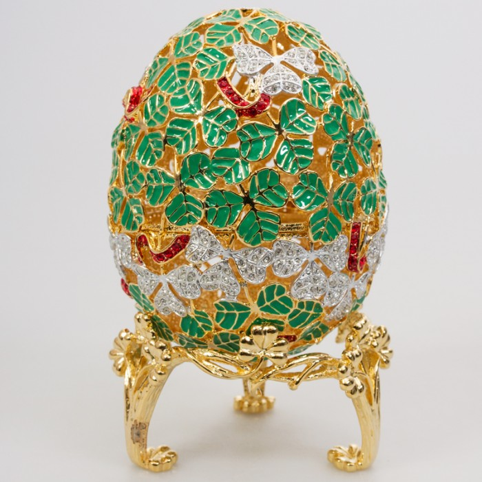 Russian easter eggs fromrussia the most famous egg the coronation egg was crafted to commemorate the coronation of the last russian emperor negle Choice Image