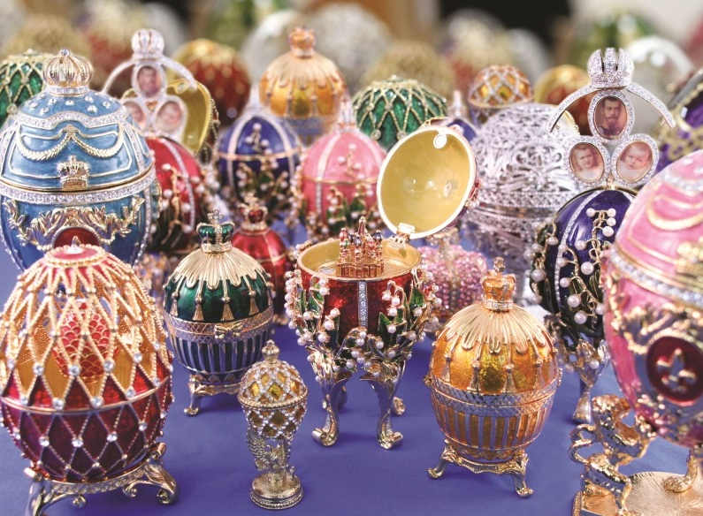 the history of faberge eggs essay