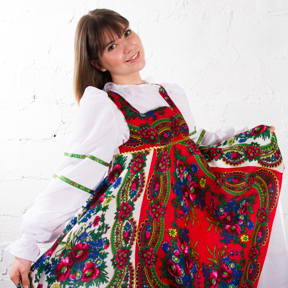 clothing russian clothing  traditional russian dress