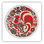 Russian Decorative Plates