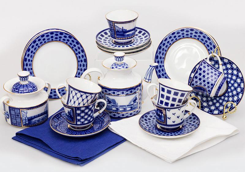 Lomonosov Porcelain Imperial Porcelain Porcelain Tea Cups