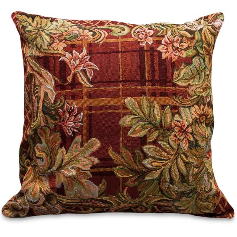 Decorative Pillows Recommendations : Scotland Decorative Tapestry Throw Pillow Product sku S-114753
