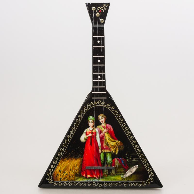 Картинка русская балалайка для детей