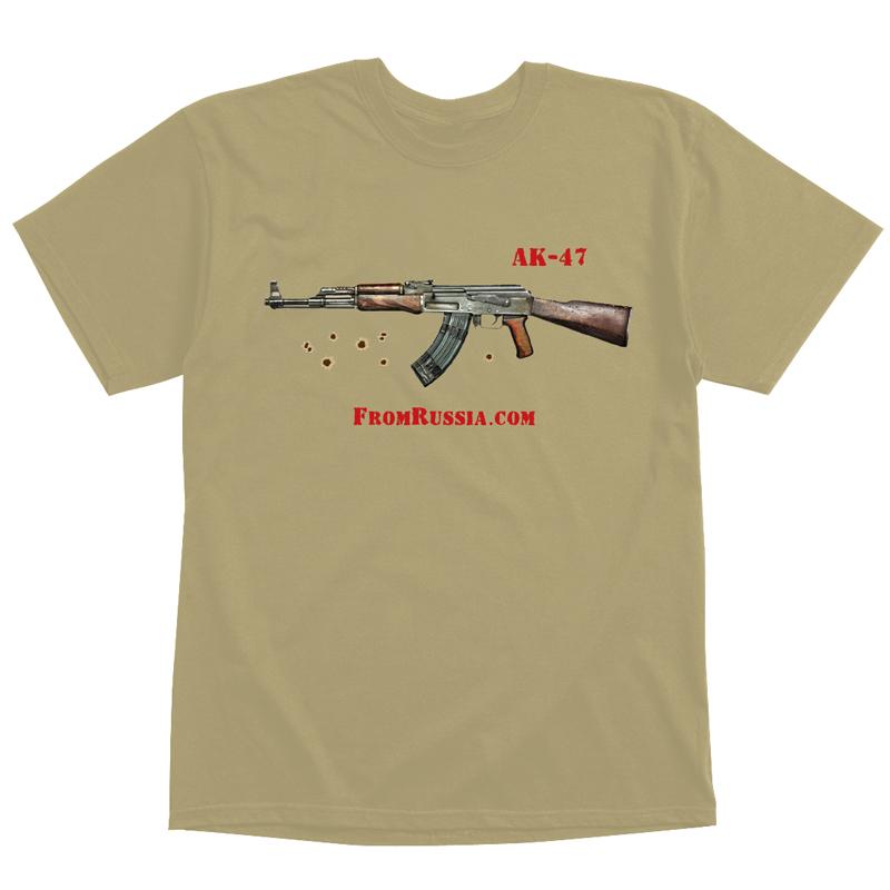 Майки с ак-47