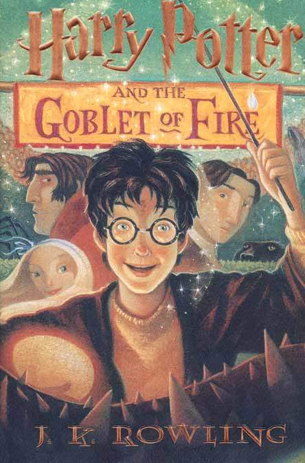 Harry Potter First Book Kids