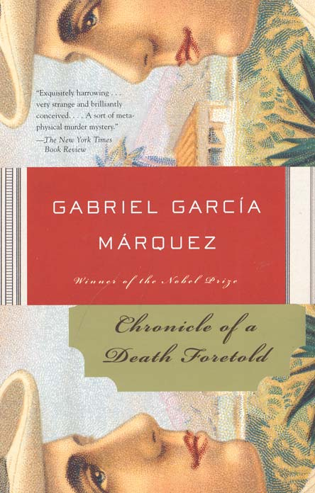 a book report on chronicles of a death foretold by gabriel garca mrquez