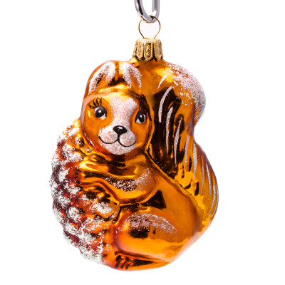 Squirrel Christmas Ornament | Product sku S-150935