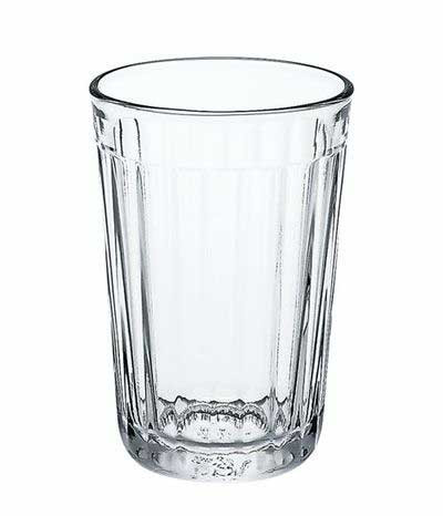 Faceted Drinking Glass | Product sku J-107563