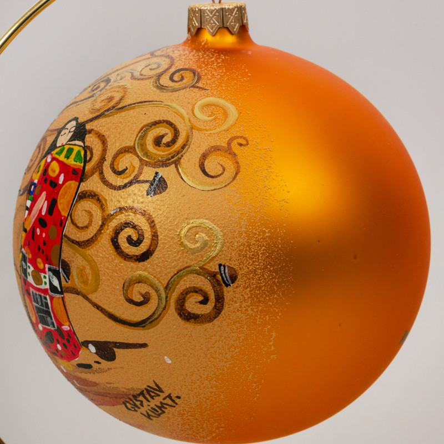 gustav klimt tree of life ball christmas ornament 1 of 70