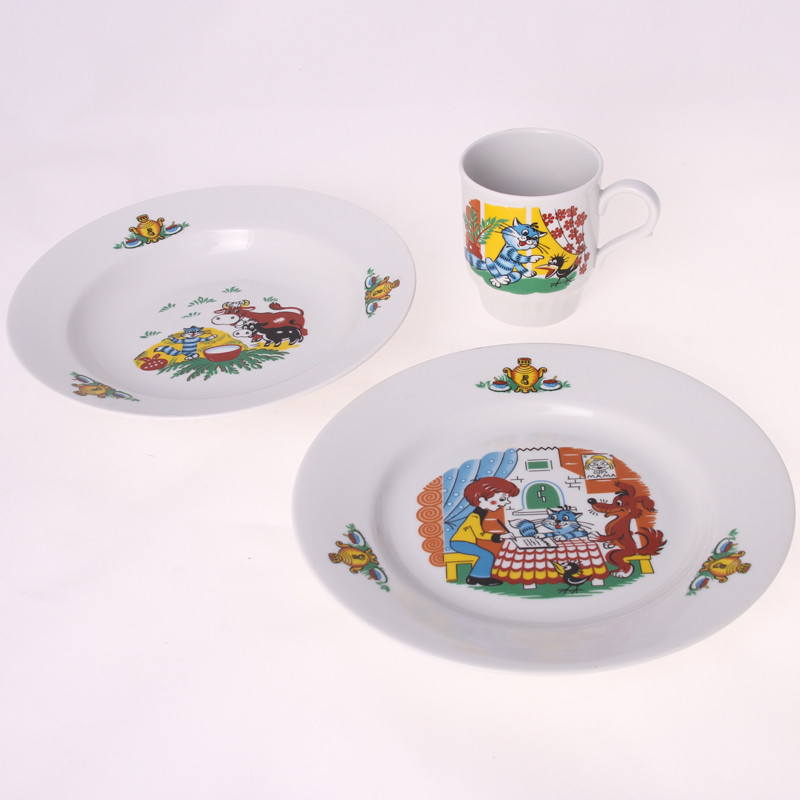 & Prostokvashino Childrenu0027s Dinnerware Set | Product sku J-134480