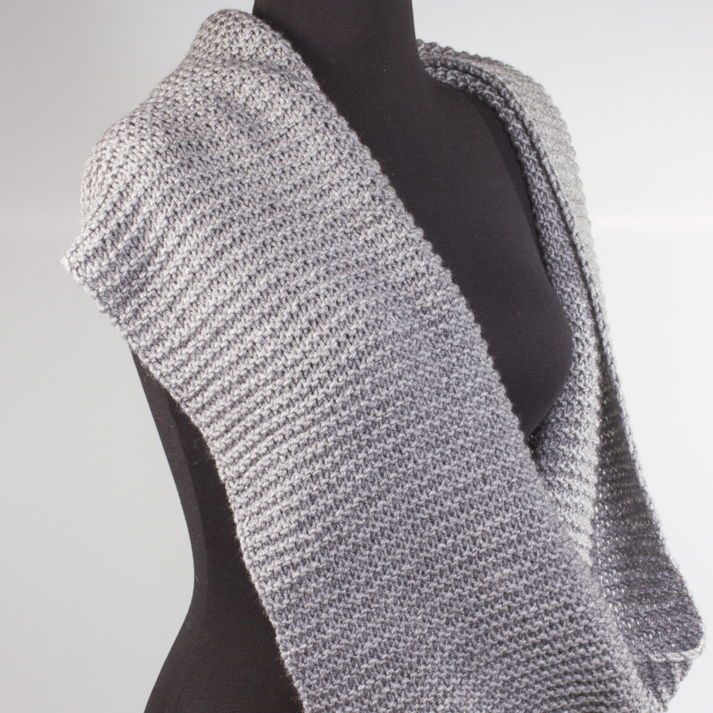 Hand-knitted Neck Warmer Scarf   Product sku Z-146021
