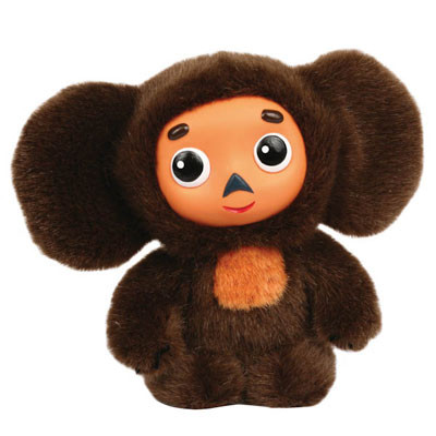 Cheburashka Talking Stuffed Toy Product Sku G 125849