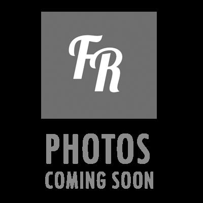 Handpainted Floral Wooden Brooch
